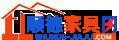 顺德家具网标识,可以表达顺德乐从家具城的内涵,更好的为佛山家具网的批发市场进行权威认证。